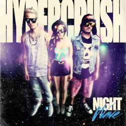 Who's ready for the Night Wave? - Hyper Crush upcoming album. WOOT.
