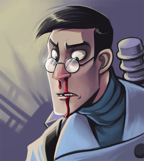 medic2:  Respawn doesn't always agree with the genetic make up of a clone…  reblogging this one cos it took a while ;u;