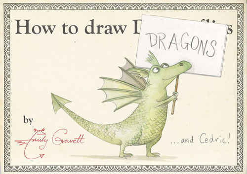 How to draw… dragons A guide from the excellent illustrator Emily Gravett