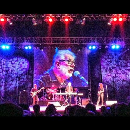 John Mayall @ Jakarta blues festival (Taken with instagram)