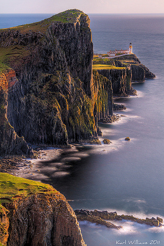 Neist Point, Scotland (by Shuggie!!)