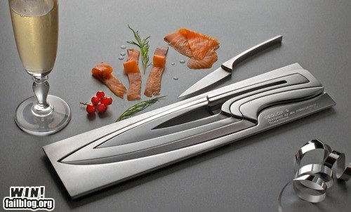 Epic Win-Recursion Knives