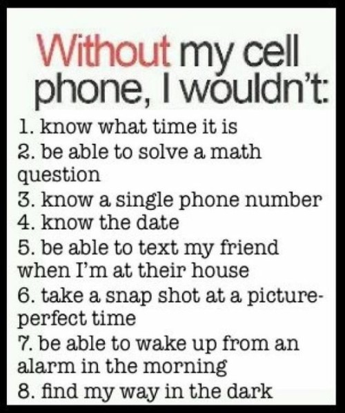 Particularly NUMBER 8. Yep.