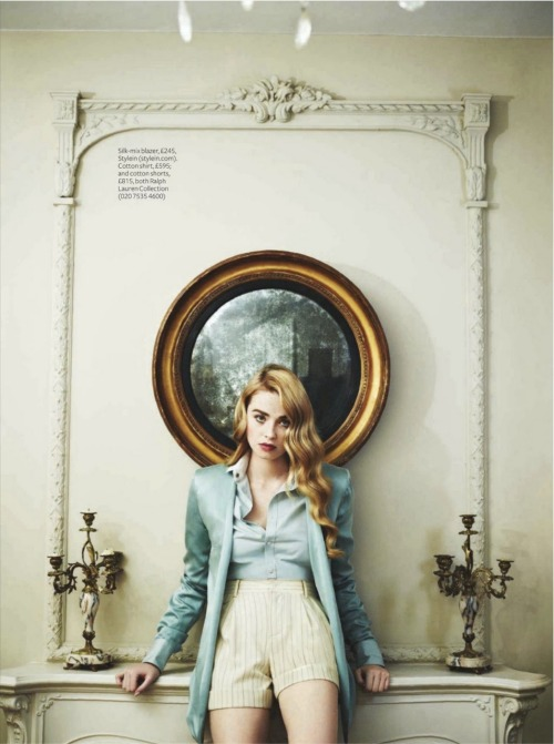 (via (visual optimism): pillow talk: freya mavor by arved colvin-smith for uk instyle february 2012)