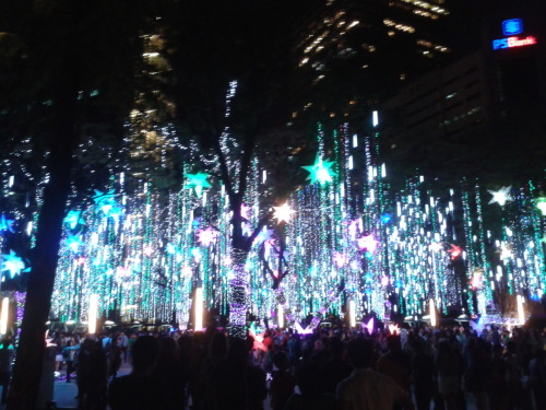 Merry Christmas from Ayala triangle <3