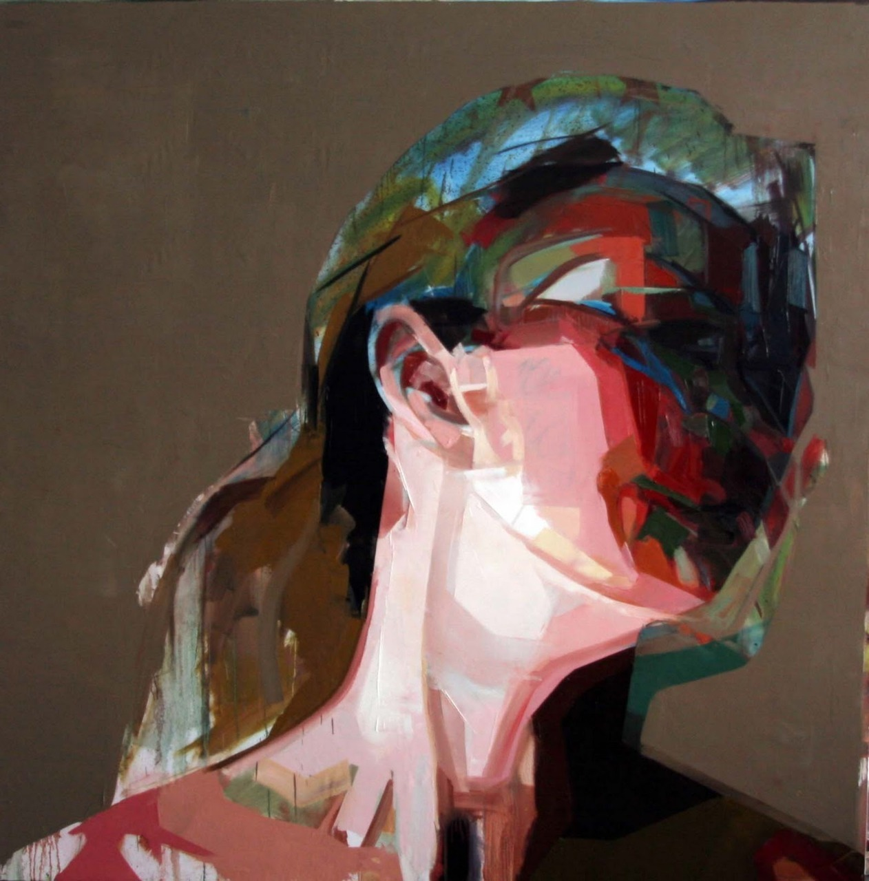 Laughing with a Mouth Full of Blood by Simon Birch