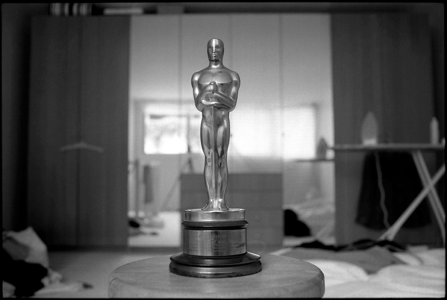 "Jacques Cousteau's Oscar - Paris, France © Jim Herrington It's a story that I'm not at liberty to tell, why the Academy Award that Jacques Cousteau won for his 1956 film ""The Silent Planet"" is in this particular apartment in Paris…"