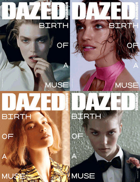 arizona muse for dazed and confused magazine