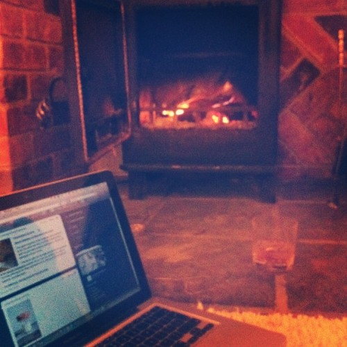 Tumblr.Whisky.Fire. (Taken with instagram)