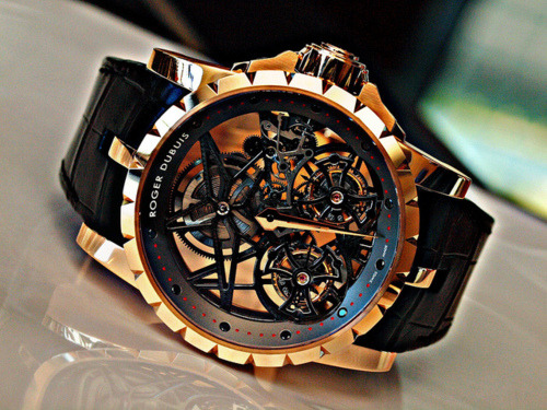 Watch Roger Dubuis