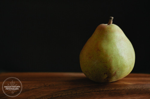 Day 357 - The Best Pear I've Ever Eaten