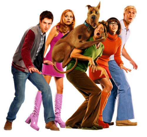 Doctor Doo? Scooby Who? Either one.