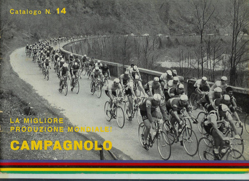 Campagnolo Catalogo N. 14 on Flickr.