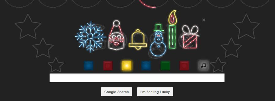 Merry Google Christmas.