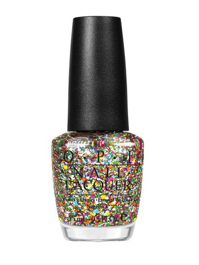 This would be perfect for NYE nails!