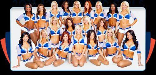 2011-12 Oklahoma City Thunder Girls