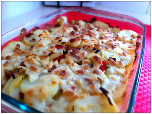 dead-water:  Potato Gratin