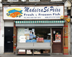Maderia So Peixe, Lambeth Road SW8