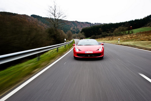 Ferrari 458 Italia by icedsoul photography .:teymur madjderey on Flickr.