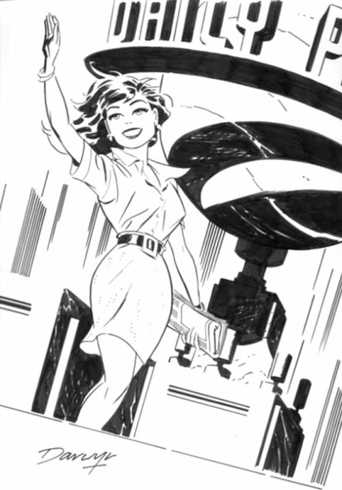 Lois Lane by Darwyn Cooke