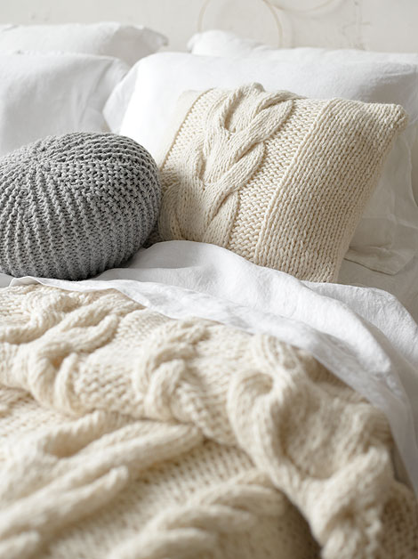 cable knit dreamin'