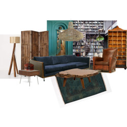 Polexia's house in wood by polexiaaphrodisia on polyvore.com