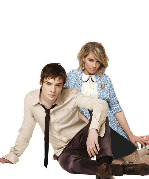yourcrackship:  Quinn Fabray And Chuck Bass