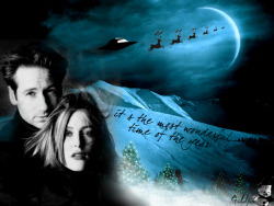 Happy Holidays from XFiles Universe!