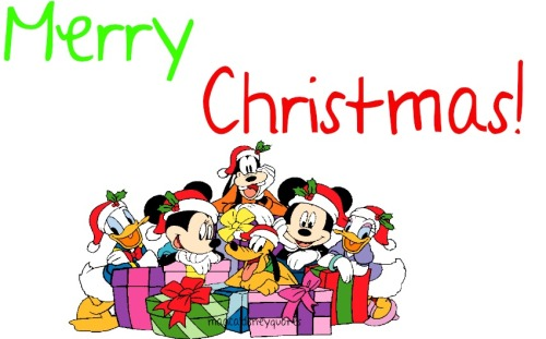 MERRY CHRISTMAS MY WONDERFUL FOLLOWERS! I hope that you all have a MAGICAL Christmas and that Santa brings you everything you wanted! Have a great day with your family :)