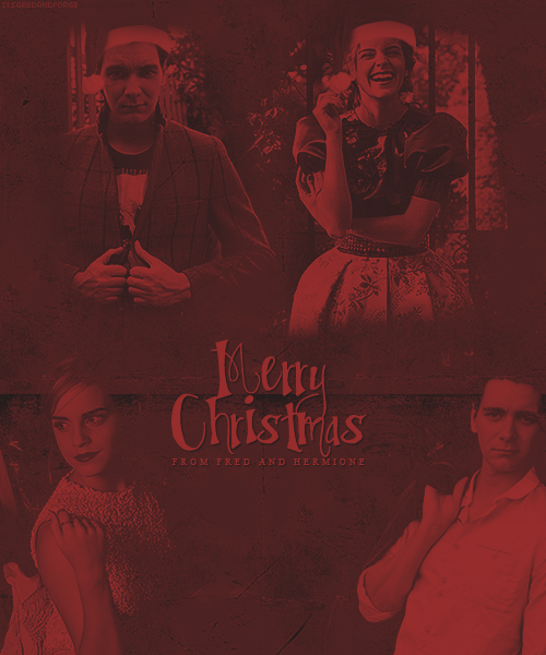 itsgredandforge:  To my dear Lena, I wish you a very Merry Christmas and Happy Holidays. <3