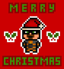 It's less than ONE day until Christmas, so Gordon Freeman would like to warn you to check all of your presents for headcrabs and to have a very merry holiday !!