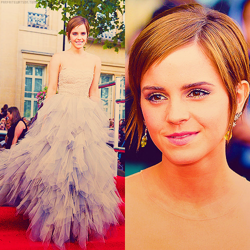 "8 best appearance of emma watson in 2011 (x)          #4 ϟ ""Harry Potter and the Deathly Hallows 2"" premiere in London"
