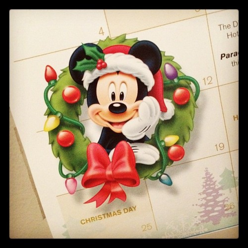mickeyandminnie:  It's almost here!!!
