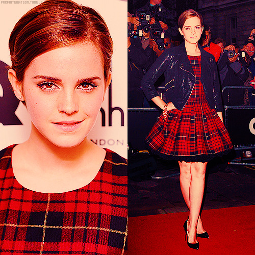 8 best appearance of emma watson in 2011 (x)          #1 ϟ GQ Men Of The Year Awards 2011