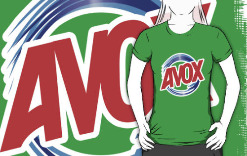 """Avox Logo"" T-Shirts & Hoodies by Anthony Pipitone 