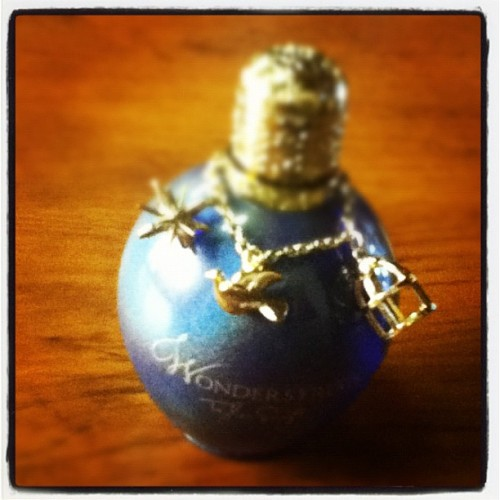 Wonderstruck by #taylorswift for Christmas  (Taken with instagram)