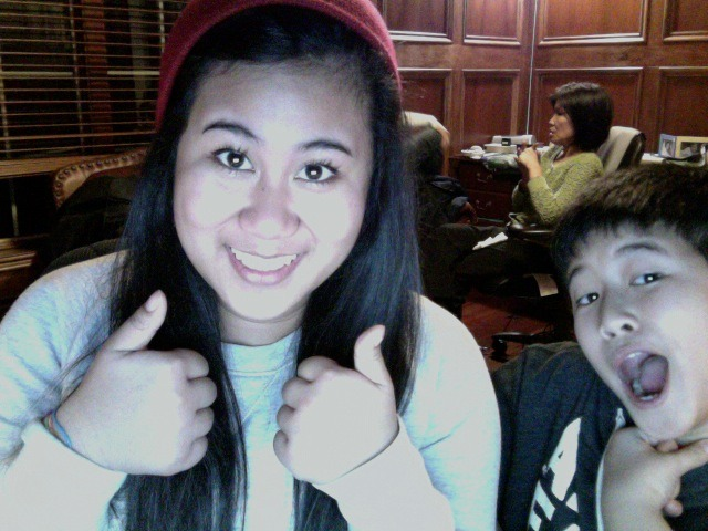 Merry Christmas awesome followers! (:  - Love Monika & Justin