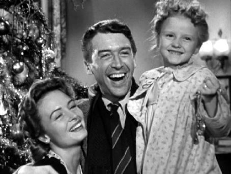 It's a Wonderful Life Can't make it all the way through this movie without crying.  Merry Christmas.  :)