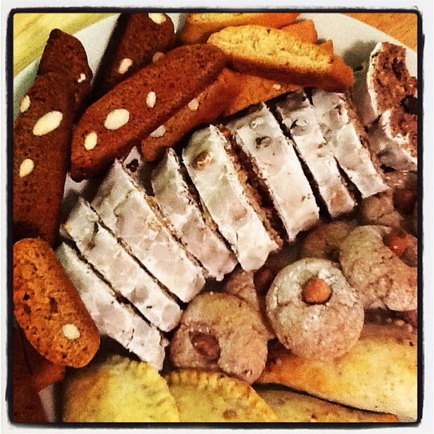 Biscotti di Natale (Taken with instagram)
