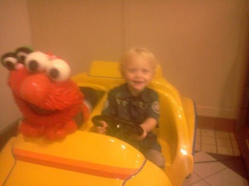 """RICHMOND, VIRGINIA DECEMBER 24, 2011 AMBER ALERT.!! Amber Alert for Kaiden Burnside:   2-year-old, white male Blonde hair, blue eyes Last seen wearing a red plaid shirt, a white or cream-colored vest and green corduroy pants. What we know so far: The vehicle is described as awhite, 2012 GMC Terrain SUV. Virginia License plate:XCZ-6757 One of the SUV's back lights is out and has electrical tape covering it. The suspect is considered armed and dangerous. The suspect is described as a black male, approximately 5'8"""", 150-160 lbs., in his mid to late 20's."""