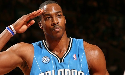 2011-2012 Bold Statements: Defensive Player of the Year - Dwight Howard Dwight Howard is the obvious choice.  No one player effects a team's defense more than Superman.  He's the type of player that no matter what team he's on, he will put them in the playoffs.  Honestly, Dwight shouldn't be looking for a trade.  Instead, he should be getting good players going to Orlando to chase a ring with him there; he's that good.   Either way, whether he gets traded or not, he has the best chance of winning the DPOY award.  Whether he's in the Magic, if he's a Net, or *gulp* if he's a Laker. Runner-Ups: Serge Ibaka - If there is anyone that could give Dwight a run for his money, it's the guy with the coolest name in the NBA.  Part of the Thunder's success this season will be their defensive frontline, headed by not Perkins, but by Ibaka.  I will predict here that Ibaka will lead the league in blocks, and part of their success will be his protection of the paint.  He'll have a big year. Tony Allen - I was going to put him as the dark horse candidate, but I think by now the NBA knows that he is an incredible perimeter defender.  He was 4th in voting for DPOY last season and did a lot of work on Kevin Durant in the Western Conference Semi-Finals last year (and he gives up a good 6 inches on him). Dark Horse Candidate: Andrew Bogut Bogut getting a DPOY nod depends on two things: 1) can he get back to being the same player he was before his ugly elbow injury in 2010 and 2) the Bucks can improve their record from last year.  I definitely believe that he can get back to form and break out yet again.  As for the Bucks… I don't see them improving enough to make the playoffs.  At least their defense will still be good.