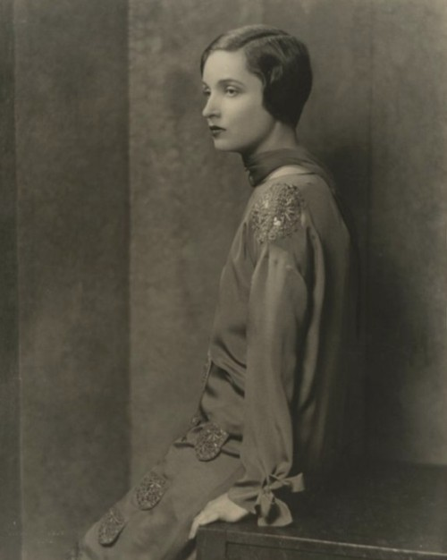 Portrait of Alice Joyce by Nickolas Muray
