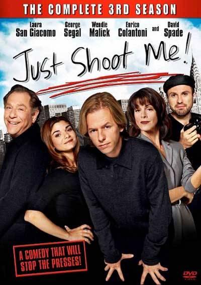Just Shoot Me!  Season 1-7