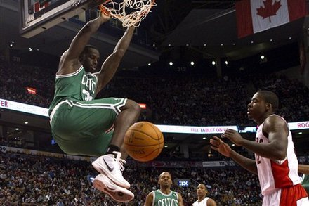 2011-2012 Bold Statements: Sixth Man of the Year - Brandon Bass Random, right?  If you really think about it, Bass makes sense.  Kevin Garnett is getting limited minutes in this shortened season.  With more games slated per week and more back-to-backs, Garnett may not even play every game.  That leaves a lot more room for Bass to play in Doc's system, which seems like a much better fit than in Orlando.  Sure, he'll get several starts with Garnett's DNP's, but he'll still come off of the bench enough times to qualify for the 6th man award.  I expect a big year from this guy. Runner-Ups: Lamar Odom - The biggest reason why I don't have Odom as my main pick as 6th man of the year is because rarely do players get back-to-back 6th Man of the Year awards.  In spite of this, Odom will be great off the bench in Dallas.  Odom is the type of player that can work with any team's system, so expect him to have a good year.  Problem is, though, that he'll be sharing 6th man duties with Jason Terry. James Harden - Harden was actually my favorite to win the 6th Man award, but I actually see him eventually getting the starting spot for the Thunder, thus making him ineligible for the award.   Dark Horse Candidate: Chuck Hayes He's back!  After having heart troubles that showed up in his physicals, his contract was initially voided by the Kings.  Luckily, he's getting a second chance with the team, which makes me very happy.  Hayes isn't the type of player that jumps out to you in the boxscore, but he really helps his team with post defense and grabbing offensive rebounds.  When I choose Hayes, this is a huuuuuge stretch.  I just really like the guy.