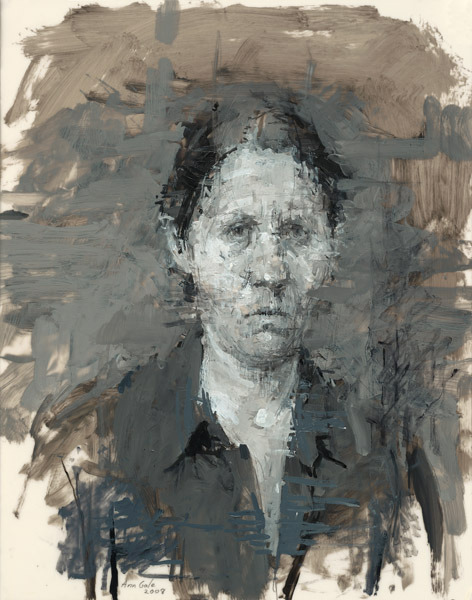 ann gale self portrait