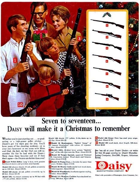 laughingsquid:  Christmas Guns