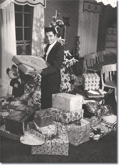 Christmas at Graceland, 1957