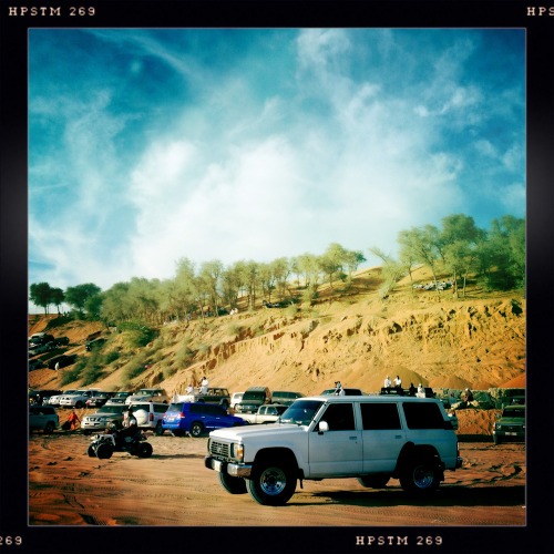 A Hipstamatic Day at Awafi Festival