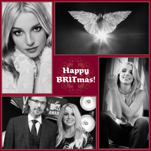 britneystans:  To all my followers: #BRITmas! I hope everyone has a safe, fun, and HAPPY Holiday! I love y'all so much!