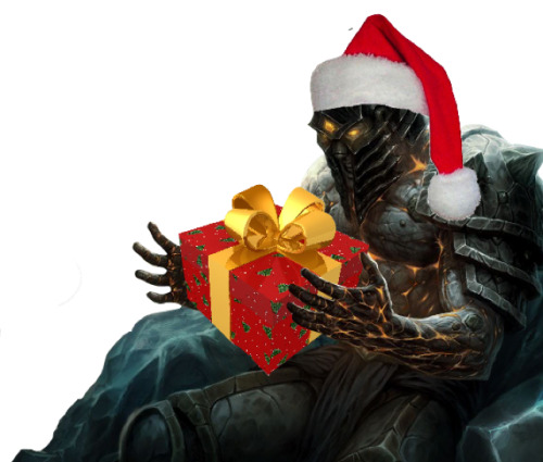 Merry Christmas all!Seems like the Lich King has been good this year